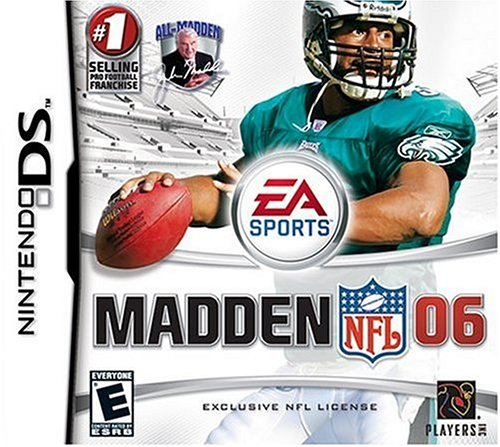 Madden 2006 - Nintendo DS (Madden Football Nintendo Ds Games compare prices)