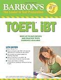 img - for Barron's TOEFL iBT book / textbook / text book