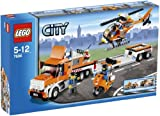 LEGO City 7686 Helicopter Transporter