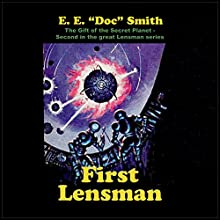 First Lensman: The Lensman Series, Book 2 | Livre audio Auteur(s) : E. E. Smith Narrateur(s) : Mark Nelson