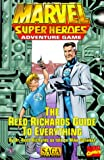 The Reed Richards Guide to Everything (Marvel Super Heroes) (0786913401) by Selinker, Mike