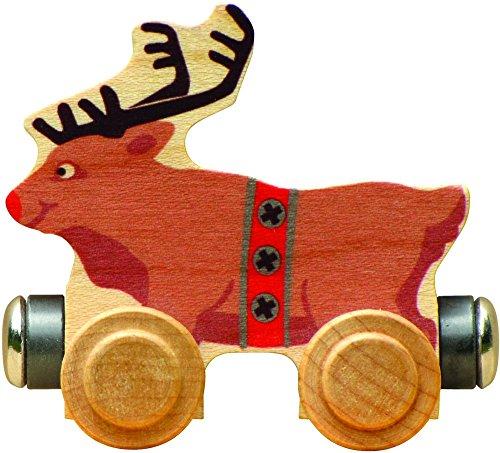 NameTrain - Rudy Reindeer