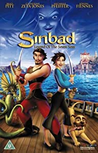 Sinbad: Legend Of The Seven Seas [VHS] [2003]: Brad Pitt ...