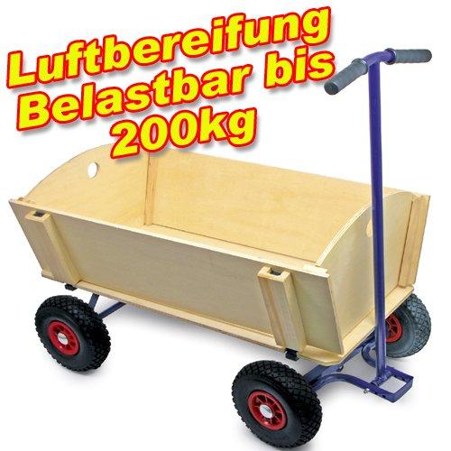 Bollerwagen handwagen sonstige preisvergleiche for Stuhl 200kg belastbar