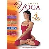 Total Yoga 4 Pack ~ Ganga White