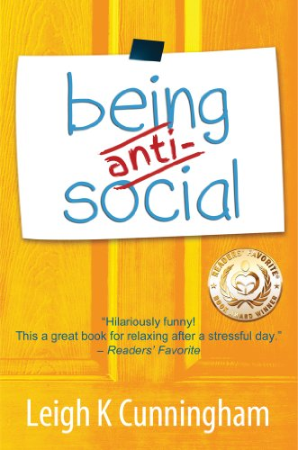 Being Anti-Social | freekindlefinds.blogspot.com