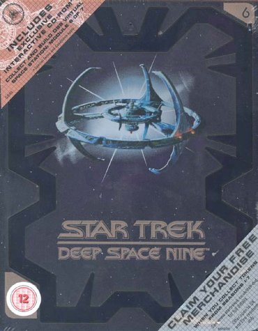 Star Trek: Deep Space Nine [DVD] [Import]