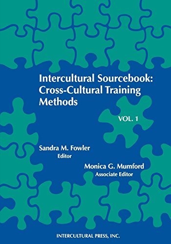 Intercultural Sourcebook vol. 1: Cross-Cultural Training Methods
