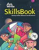 Great Source All Write: Teacher Edition Skills Book Teacher's Edition Grade 3 2003