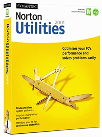 Norton Utilities 2001 5.0