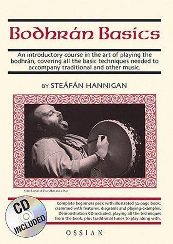 BODHRAN BASICS BK/CD PDF