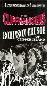 Robinson Crusoe of Clipper Island [VHS]