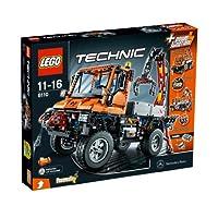 LEGO Technic Unimog U400 (8110) by LEGO