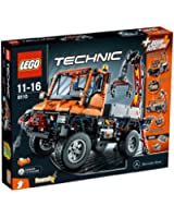 Lego Technic - 8110 - Jeu de Construction - Unimog - U400