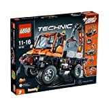 レゴ テクニック ウニモグ U400 8110