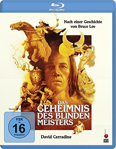 Das Geheimnis des blinden Meisters [Blu-ray]