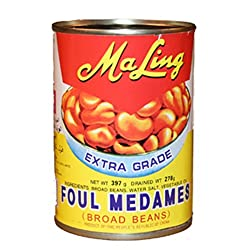 Ma Ling Extra Grade Foul Medames (Broad Beans), 397g