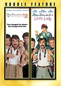 Three Men and a Baby/Three Men and a Little Lady from Touchstone Home Entertainment