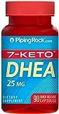 7-Keto DHEA 25 mg 90 capsules