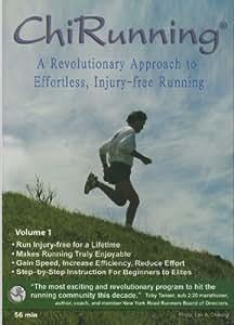 ChiRunning DVD: A Revolutionary Approach to Effortless, Injury-free Running