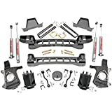 Chevrolet Suspension Lift Kits furthermore Coilover Shocks For Rancho 4 Chevy 1500 Lift Kit in addition B000CEO72G likewise Wiring further Chevrolet Silverado. on lift kit for 95 chevy suburban
