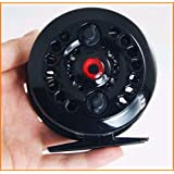 Black Lightweight Casting Fly Flies Fishing Reels BF800B BF800 Reel by huhushop