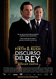 Amazon.com: El Discurso Del Rey (Blu-Ray) (Import Movie) (European