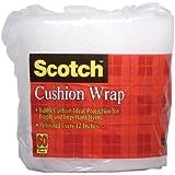 Scotch Cushion Wrap 7962, 12 Inches x 125 Feet