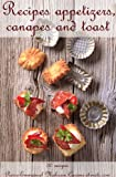 bookshop cuisine  Recipes appetizers, canapes and toast   because we all love reading blogs about life in France