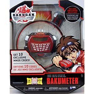 Bakugan Gundalian Invaders Bakumeter