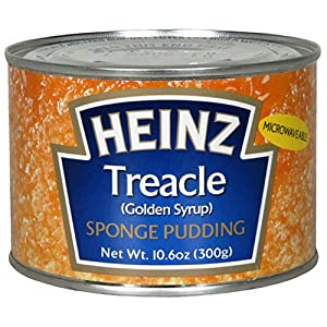 Heinz Treacle Pudding, 9.9-Ounce Cans pack of 6