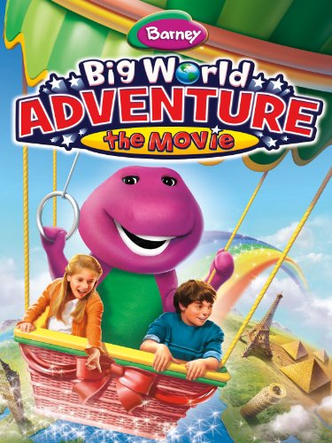 Barney: Big World Adventure Movie - Karen Barnes