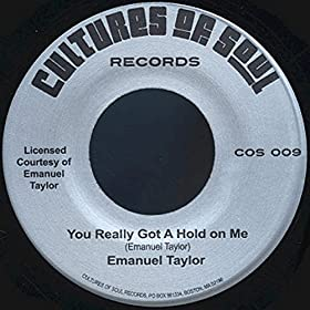 you really got a hold on me: