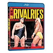 WWE: WWE Presents The Top 25 Rivalries In Wrestling History (2 Discs)