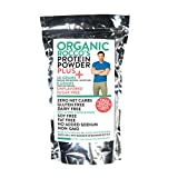 Rocco DiSpirito Organic Protein Powder, Unflavored, 2.2 Pound