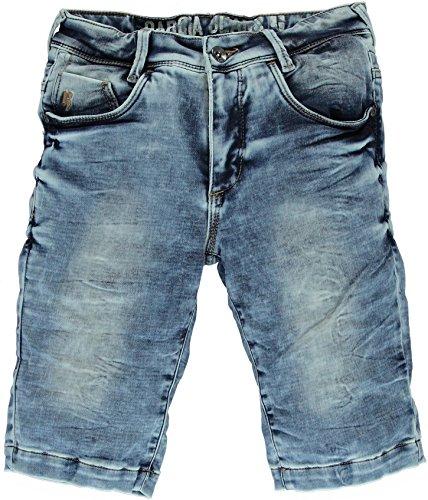 "Pantaloni corti da ragazzo "" P63727 pollici Blu sky blue used 1817"