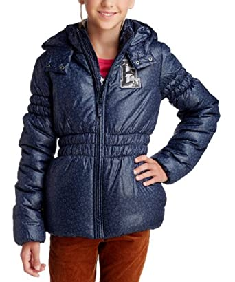 ESPRIT 083EE5G001 Girl's Jacket Cinder Blue 10-11 Years
