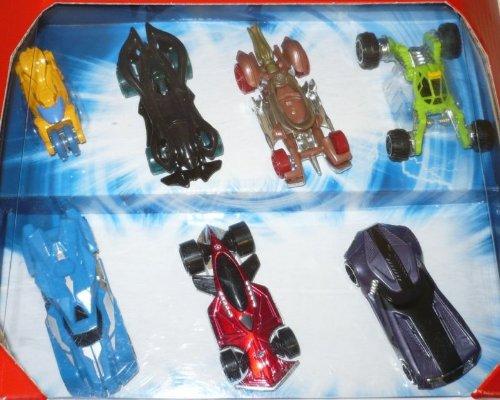 Hot Wheels Battle Force 5 - Tangler - Zelix - Chopper ...