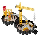 Jcb1:64 Wheel Play Set