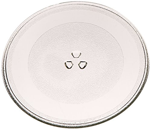 Sears / Kenmore Microwave Glass Turntable Tray / Plate 12 3/4""