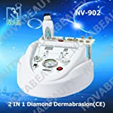 NV-902 ELITE 2 FUNCTIONS IN 1 NOVA NEWFACE DIAMOND MICRODERMABRASION PEELING MACHINE