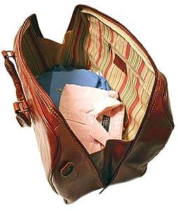 Floto Luggage Trastevere Duffle In Weekender by Floto Imports