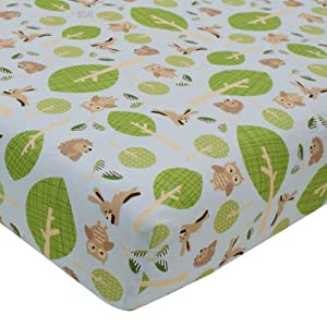 Lambs And Ivy Little Hoot Baby Bedding