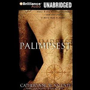 Palimpsest Audiobook