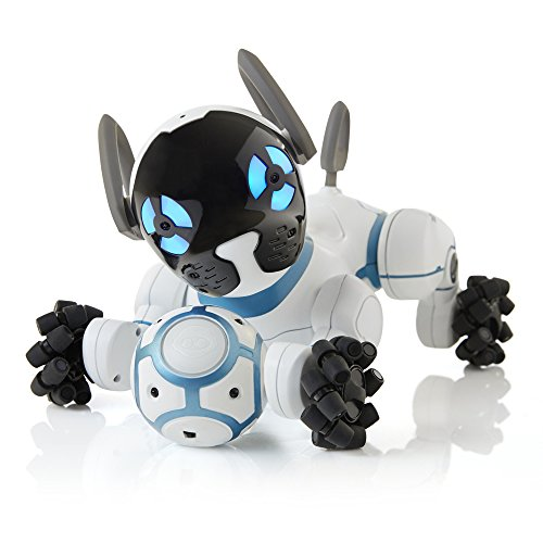 WowWee CHiP Robot Toy Dog - White (Robots Toys compare prices)