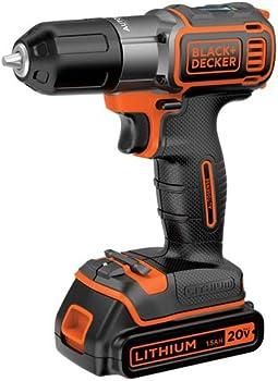 Black & Decker 20V Max Lithium Drill/Driver