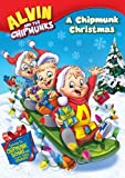 Cover art for  Alvin & the Chipmunks: A Chipmunk Christmas