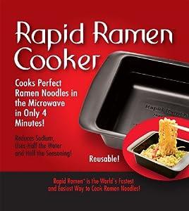 2-Pack Rapid Ramen Cooker