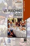 echange, troc INSEE - Les personnes âgées