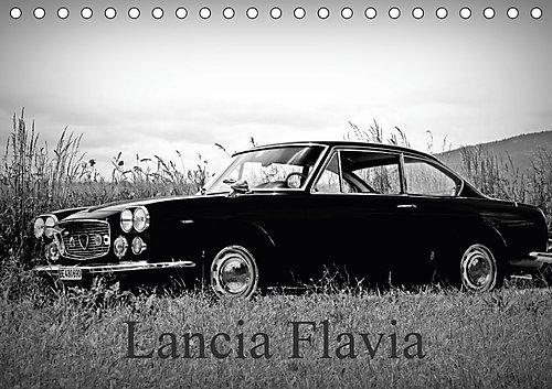 lancia-flaviach-version-tischkalender-2017-din-a5-quer-eleganter-und-technisch-anspruchsvoller-wagen